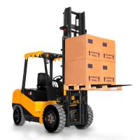 Carga e descarga de equipamentos industriais