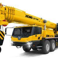 Transporte de compressores